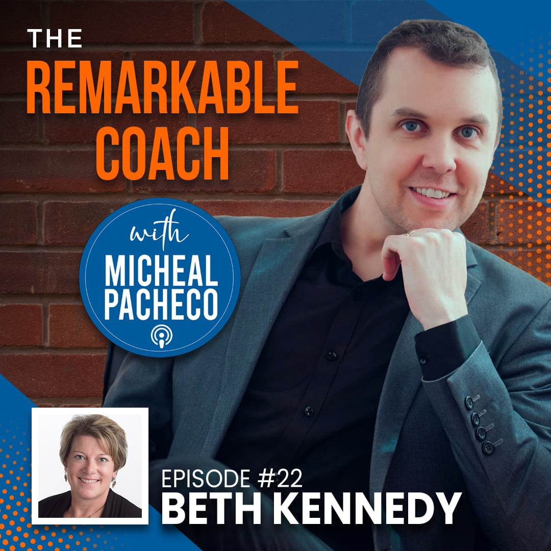 Episode 22 - Beth Kennedy - Thumbnail Square