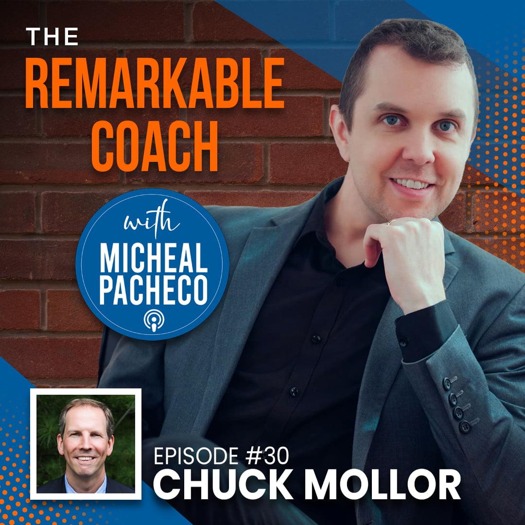 Episode 030 -Chuck Mollor - Thumbnail Square