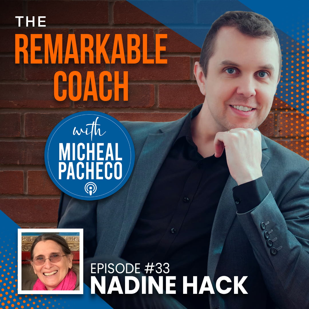 Episode 033 - Nadine Hack - Thumbnail Square
