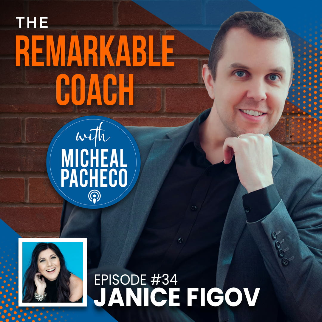 Episode 034 - Janice Figov - Thumbnail Square